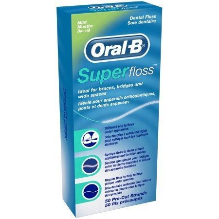 Oral B Superfloss
