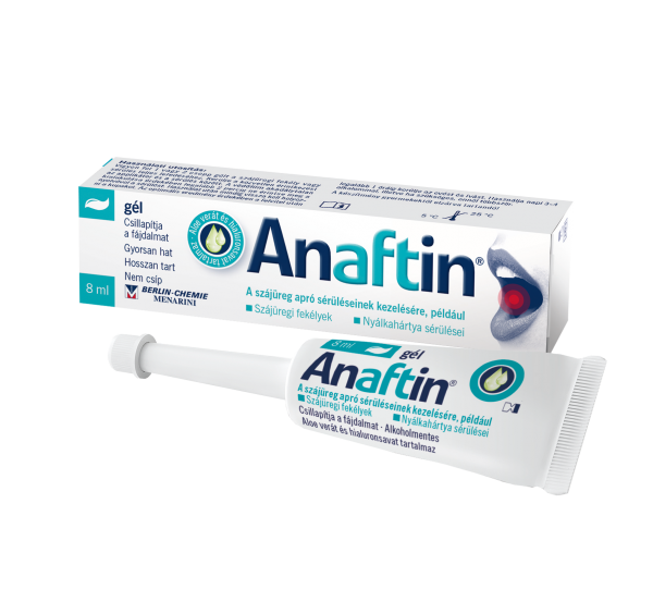 Anaftin Gél 8ml